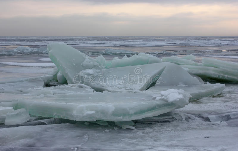 The Gulf of Finland, Russia royalty free stock images