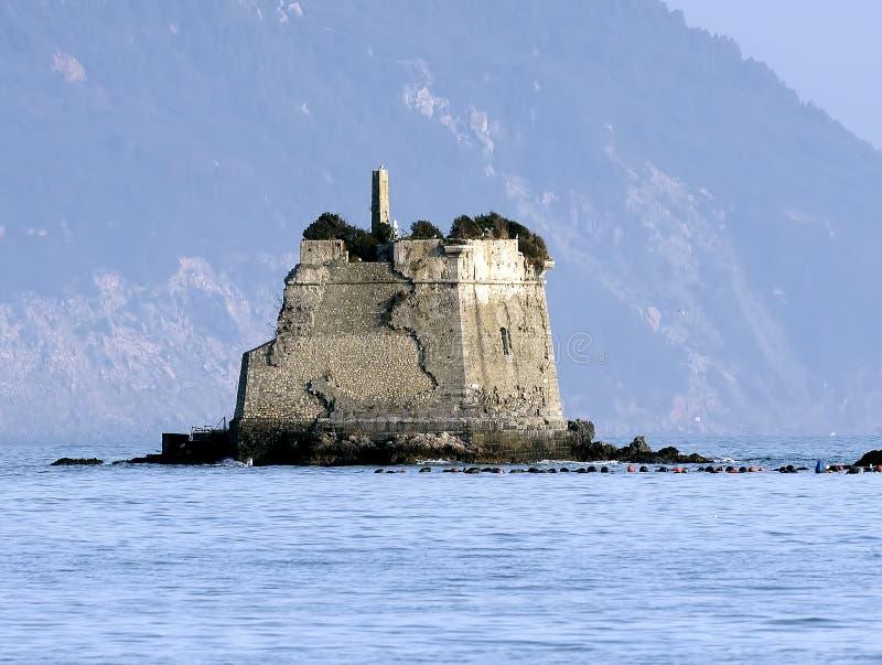 Download Gulf of la spezia stock photo. Image of medieval, spezia - 22986224