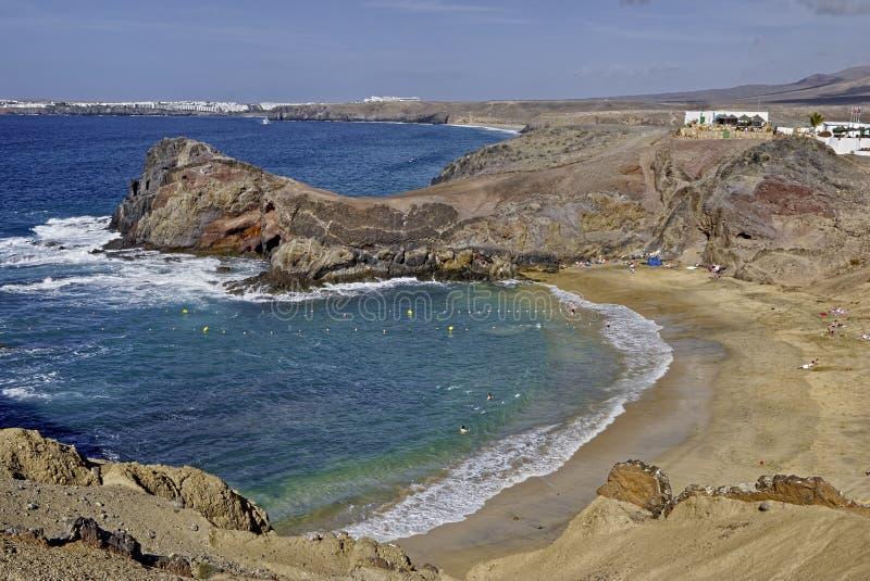 Download Gulf of Papagayo stock image. Image of outside, coast - 12772733