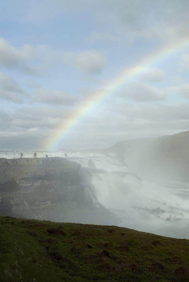 Free Gulfoss Waterfalls Stock Photos - 1403303