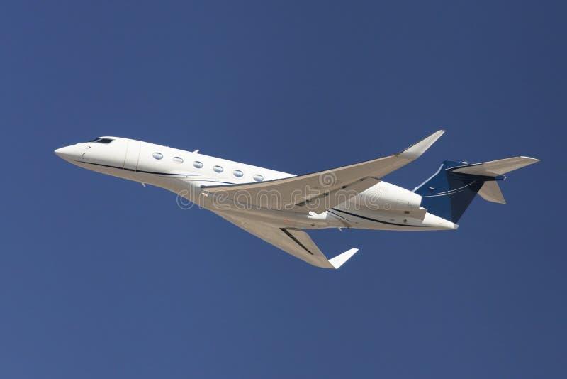 Gulfstream G650 foto de archivo libre de regalías