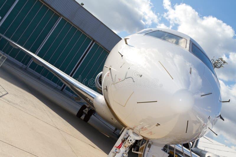 Gulfstream G650 fotos de archivo