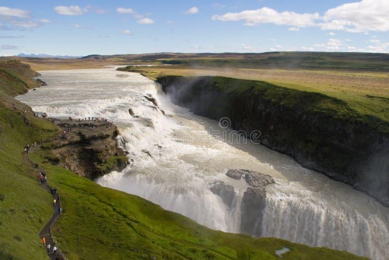 Download Gullfoss waterfall stock photo. Image of icelandic, cataract - 22631312