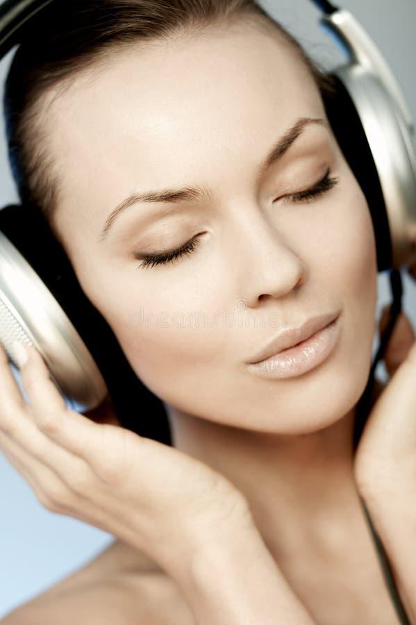 gullig musik royaltyfri fotografi
