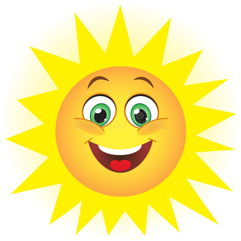 Рисунок солнце