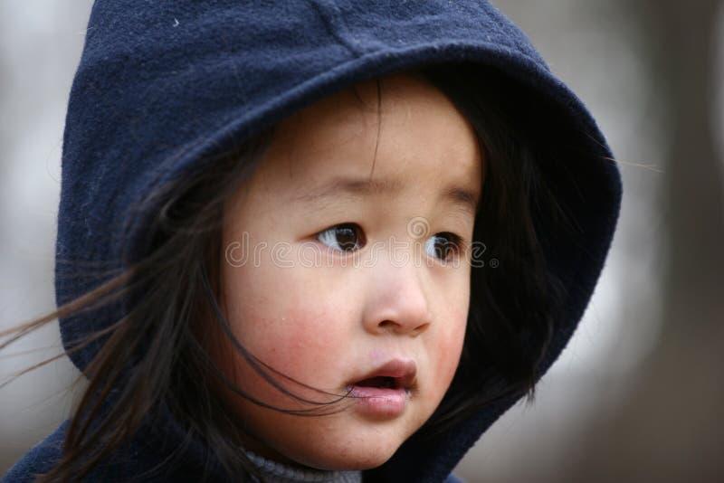 gulligt barn fotografering för bildbyråer