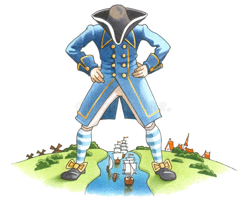 Gulliver S Travels Royalty Free Stock Photos