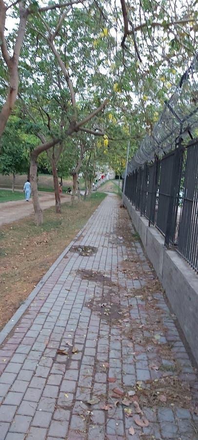 Gulshan Iqbal Park Lahore Pakistan stock photos