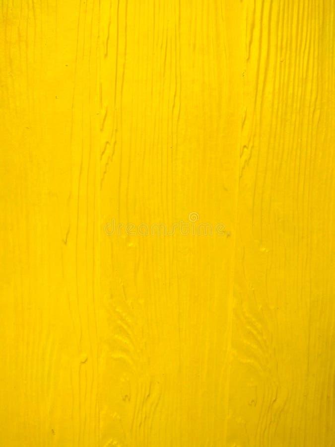 Gult tr? texturerar royaltyfri bild