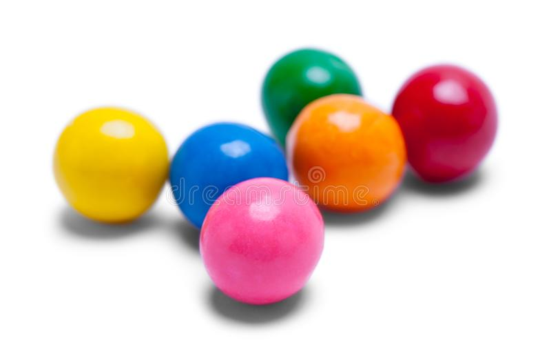 Gum Balls stock photography