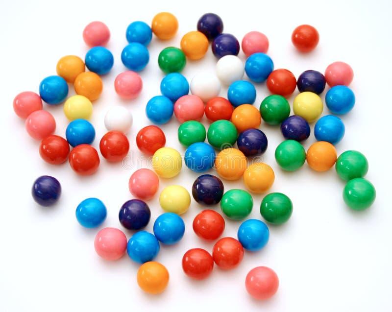 Download Gum do żucia obraz stock. Obraz złożonej z junkiery, gumballs - 126693