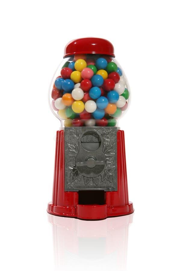 Gumball Maschine stockfoto