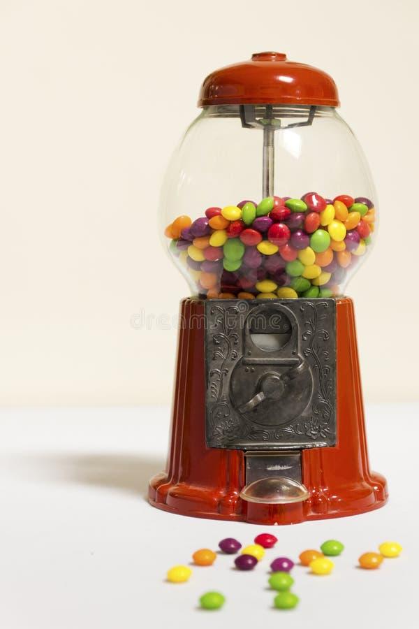 Gumball-Maschine lizenzfreie stockfotos