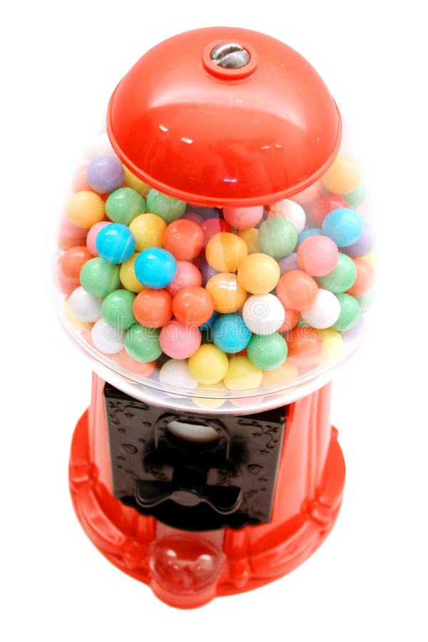 Gumballs images stock
