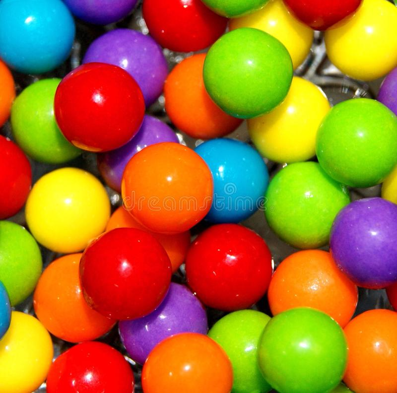 gumballs obrazy royalty free