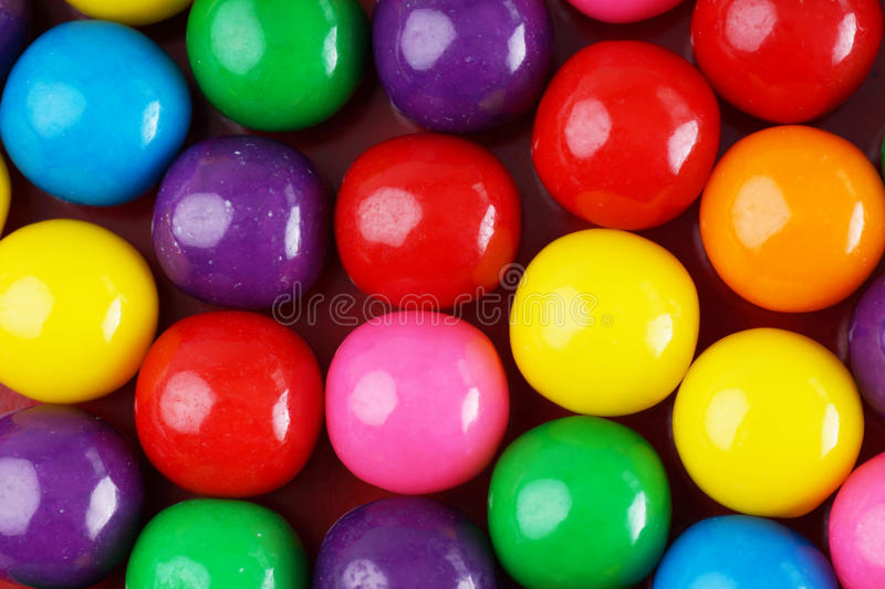 Download Gumballs stock photo. Image of bubble, candy, orange - 35391684