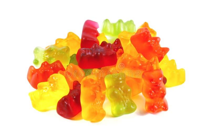 Gummi Bears stock photography