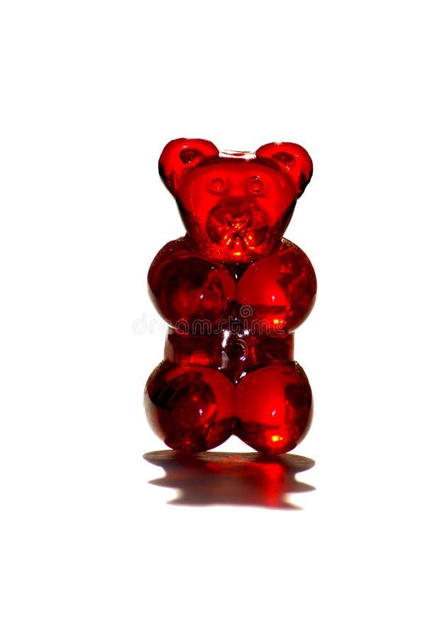 Gummiartiger Bär lizenzfreie stockfotografie