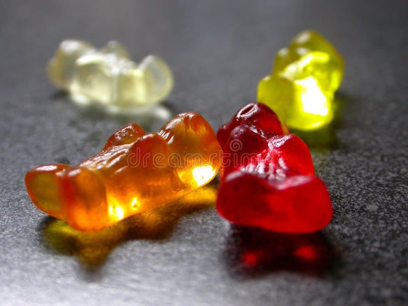 Gummie Bears stock photos