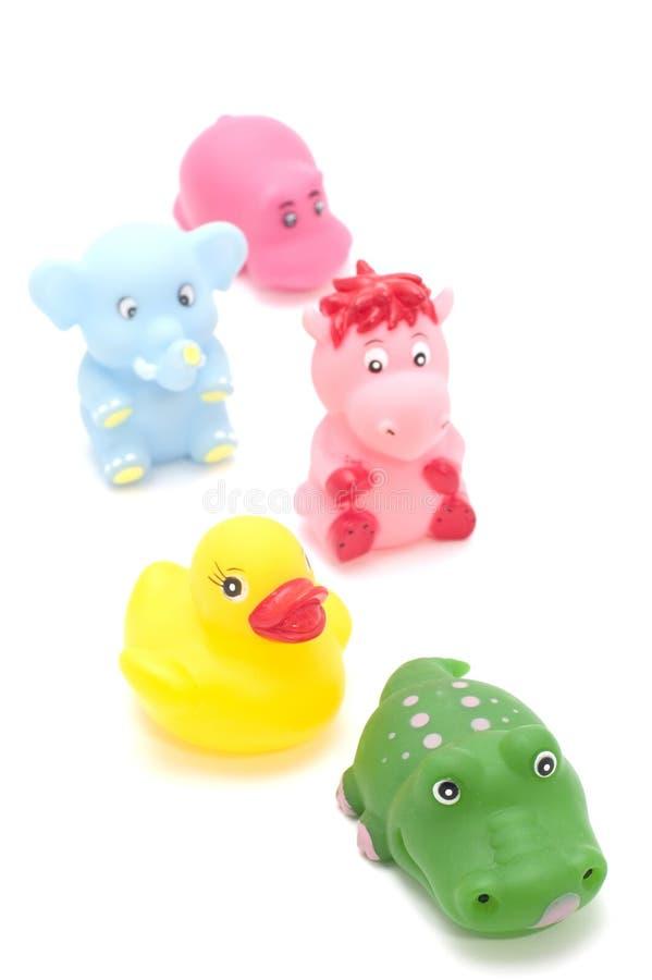 Gummispielzeug stockfotografie