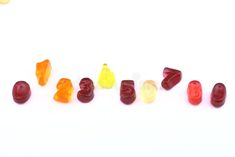 Download Gummy candies stock photo. Image of colorful, delicious - 8768056