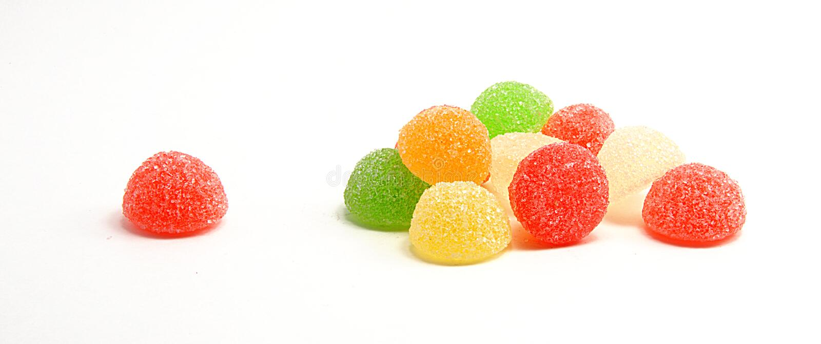 Download Gummy Candy stock image. Image of drops, sweets, treats - 18011309