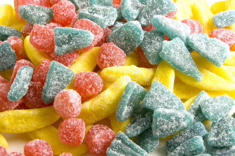 Download Gummy candy mixed stock photo. Image of blue, chewy, confection - 12207516
