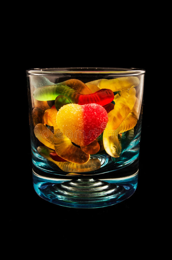 Free Gummy Jelly Candy Stock Photos - 39329473