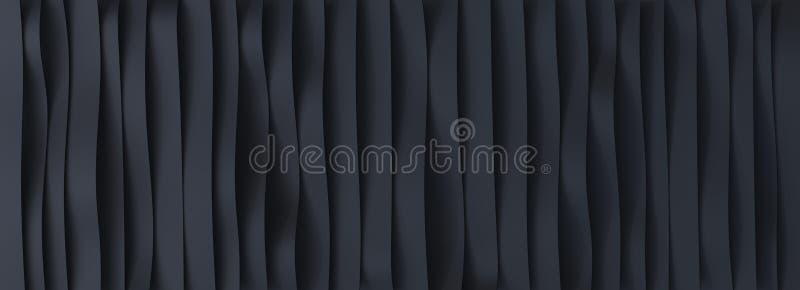 Gumowych pasków tło ilustracja wektor