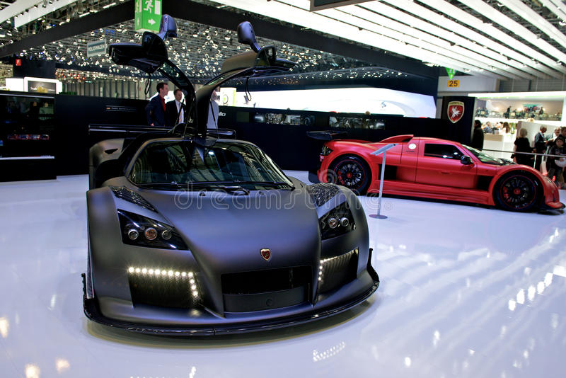 Download Gumpert Apollo editorial photography. Image of drive - 29703592