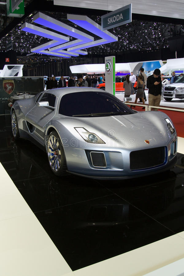 Download Gumpert Tornante Superleggera By Touring Editorial Image - Image: 18615505