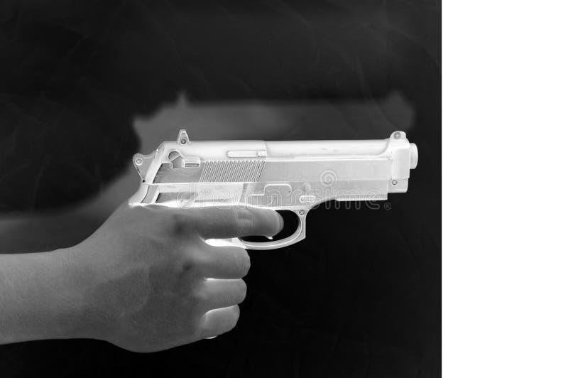 Download Gun stock photo. Image of danger, dangerous, self, handgun - 22412942