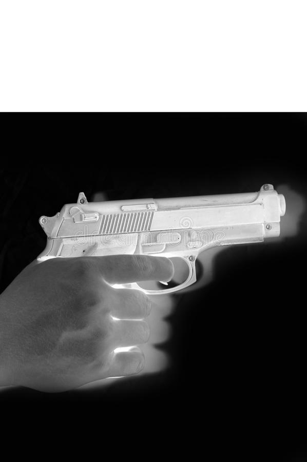 Download Gun stock image. Image of pistol, defense, object, self - 22412949