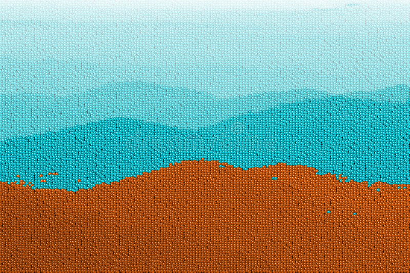 Download Gum ball Mountains stock illustration. Illustration of border - 56990