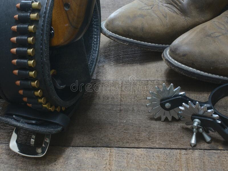 Wild West royalty free stock photography