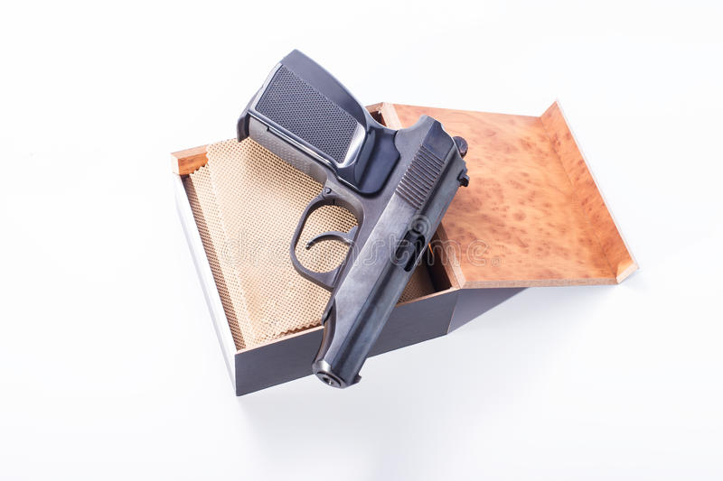 Gun / handgun stock photography