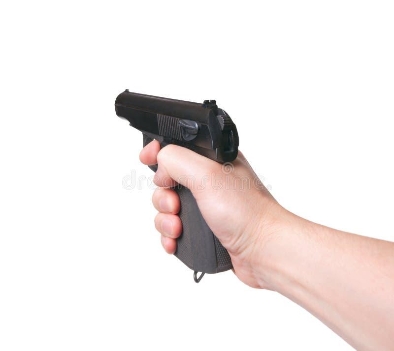 Free Gun In Hand Stock Photography - 22545142