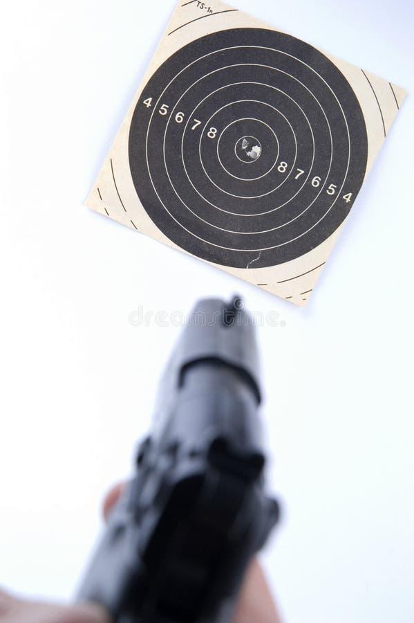 Download Gun Shoot Stock Image - Image: 8729871