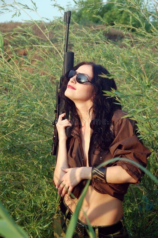 Gun3 royalty-vrije stock fotografie