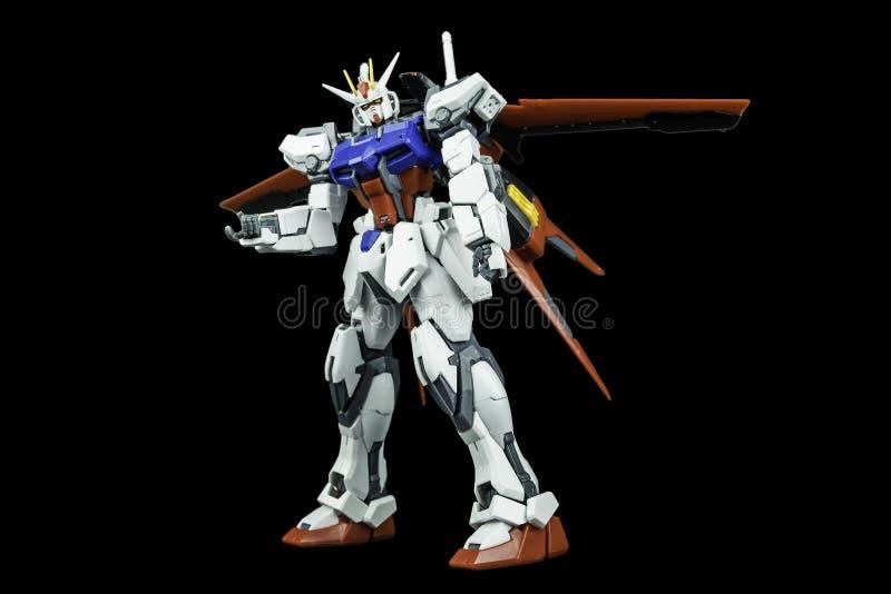 Gundam royaltyfri foto