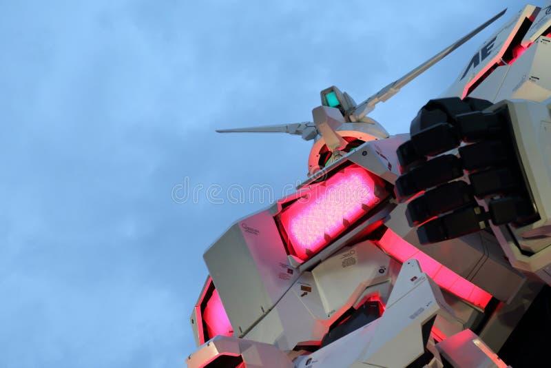Gundam image stock