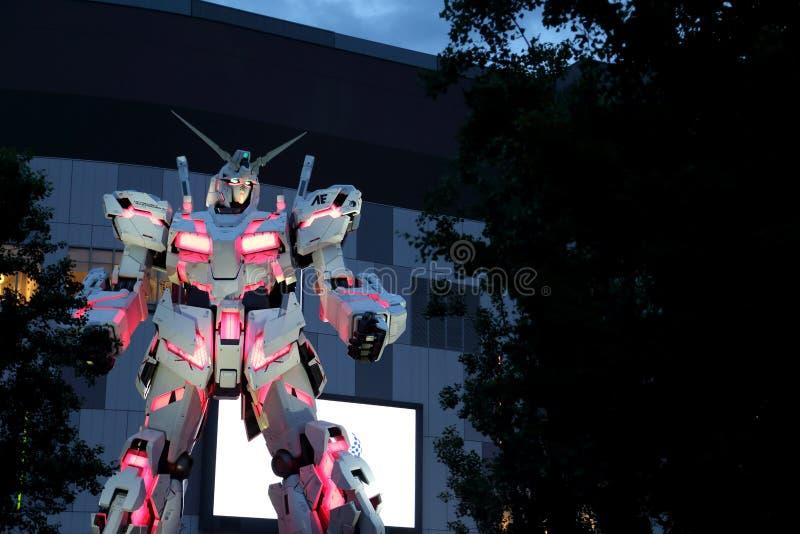 Gundam photo stock