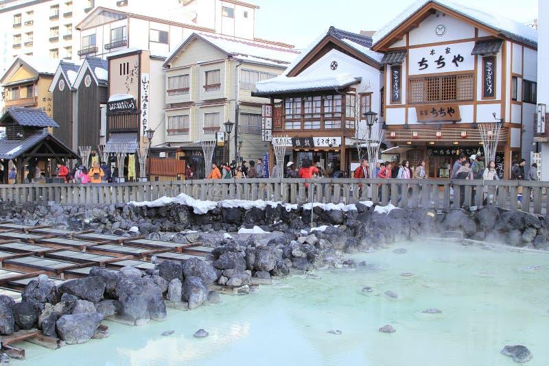 GUNMA JAPAN royaltyfri foto