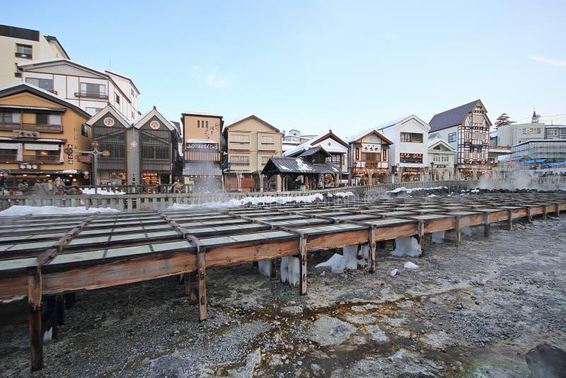 GUNMA, JAPONIA zdjęcie royalty free