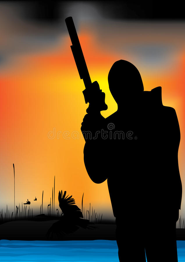 Download Hunting_eps Stock Photography - Image: 15827562