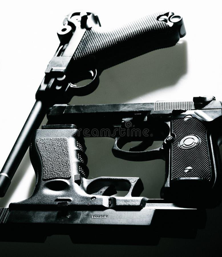 Free Guns Stock Image - 10578141