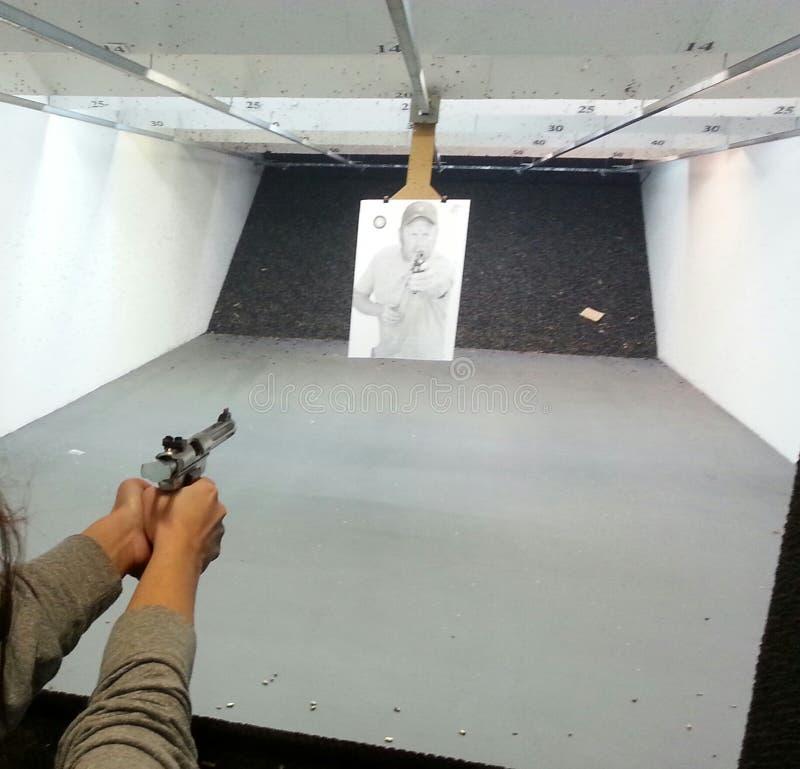 gunslinger image stock