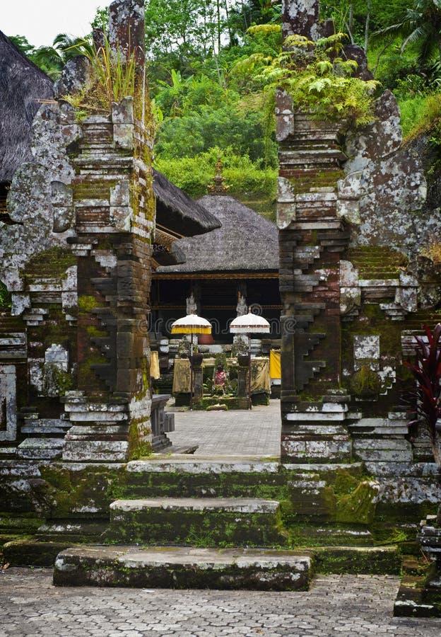 Gunung Kawi, Bali, Indonesia fotos de archivo libres de regalías