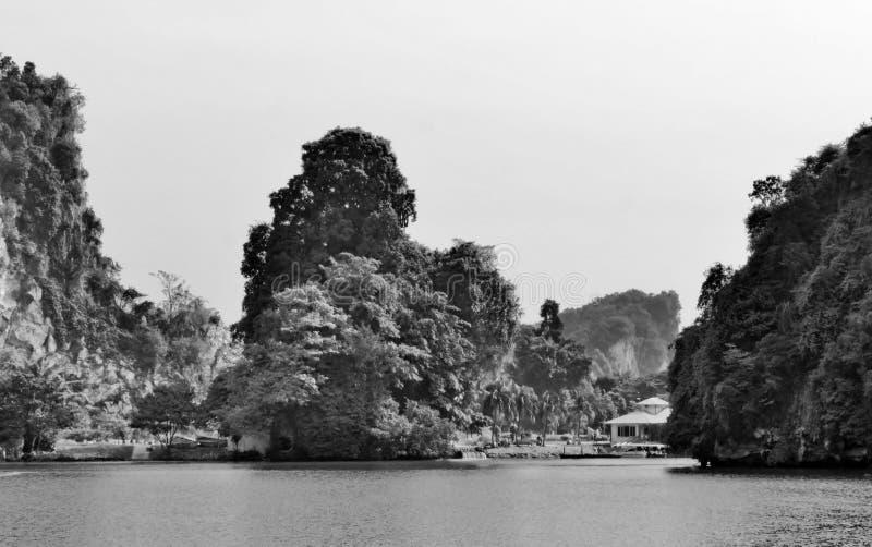 Gunung Lang stockfotos