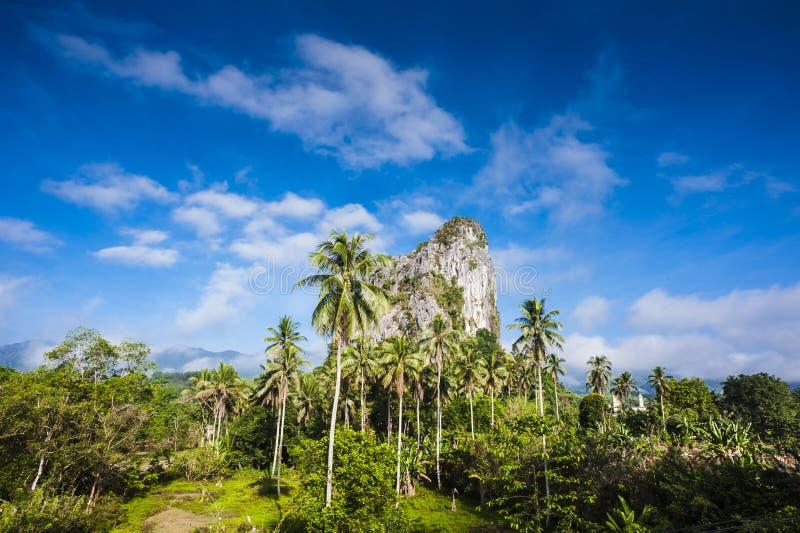 Gunung Reng fotos de archivo libres de regalías